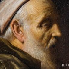 Blinde Oude Man – Rembrandt?