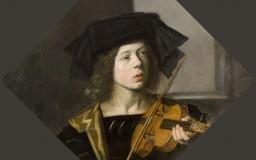De Vioolspeler – Frans Hals