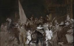 Reconstructie Nachtwacht – Rembrandt-Lundens